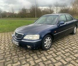 2003/03 *HONDA LEGEND* 3.5 AUTO* FULL HISTORY* ONLY 79500 MILES* 2 OWNER CAR