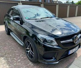 MERCEDES-BENZ GLE 450 COUPE AMG 4MATIC 9G-TRONIC AMG LINE