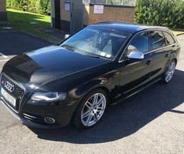 2011 AUDI S4 AVANT- NEW NCT !!! FOR SALE IN DUBLIN FOR €17,000 ON DONEDEAL