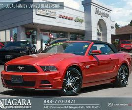 2013 FORD MUSTANG GT | YES KMS ARE THAT LOW! | CARS & TRUCKS | ST. CATHARINES | KIJIJI