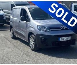 CITROEN BERLINGO 1.5 BLUEHDI FOR SALE IN KERRY FOR €14,950 ON DONEDEAL