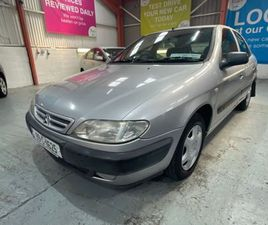 CITROEN XSARA 1.4I ONLY 64 172 MILES FOR SALE IN CORK FOR €1,495 ON DONEDEAL