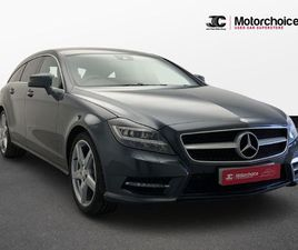 MERCEDES CLS 2.1 CLS250 CDI BLUEEFFICIENCY AMG SPORT SHOOTING BRAKE 7G-TRONIC PLUS (S/S) 5
