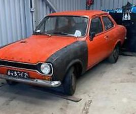 FORD ESCORT MK1 3 DOOR BARN FIND LHD AUTO IDEAL RALLY OR RS GT CAR