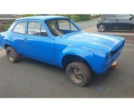 FORD ESCORT MK1 TWO DOOR BUBBLES ARCHES TURRETED