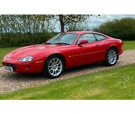 JAGUAR XKR 4.0 SUPERCHARGED AUTO /LOW MILEAGE/IMMACULATE