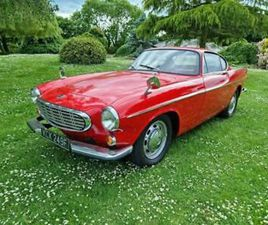VOLVO 1800S (P1800) COUPE IN BRIGHT RED