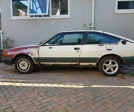 ALFA ROMEO ALFA SUD SPRINT ,2 CARS GREAT PROJECT