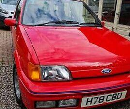 1991 FORD FIESTA MK 3 XR2I