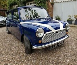 CLASSIC MINI AUSTIN 4 DOOR HOOPERS - PROBABLY A ONE OFF RARE CAR !