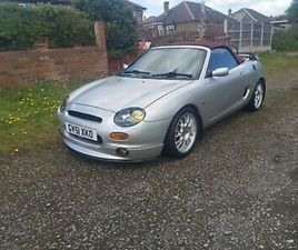 MGF FREESTYLE 1.8VVC 2001
