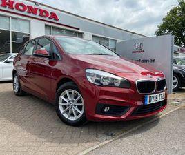 2015 BMW 2 SERIES 1.5 218I SE ACTIVE TOURER 5D AUTO - £10,349