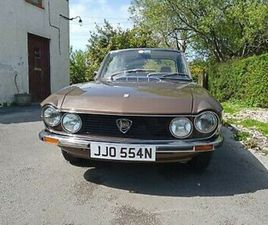 LANCIA FULVIA COUPE , TIME WARP EVERY PANEL ORIGINAL INC ARCHES AND SILLS
