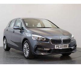 BMW 2 SERIES ACTIVE TOURER 220I LUXURY ACTIVE TOURER 2.0 5DR