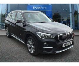 2016 BMW X1 2.0TD XDRIVE18D XLINE (S/S) AUTO - £18,000