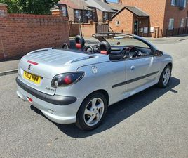 CONVERTIBLE 206 1.6 GREAT ROOF WORKS