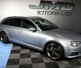 AUDI A4 2017 AUDI A4 AVANT 2.0 TDI ULTRA SPORT BL FOR SALE IN DOWN FOR £12,450 ON DONEDEAL