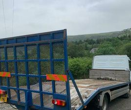 MERCEDES ATEGO 815 PLANT BEAVERTAIL RECOVERY LORRY