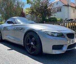 BMW Z4 2011 E89 BMW Z4 2.3I MSPORT - GENUINE LOW MILEAGE