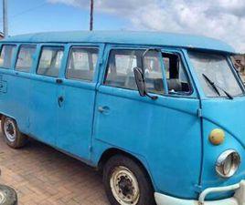 VW SPLIT SCREEN 1970 CAMPER / MINIBUS / COFFEE VAN / PHOTO BOOTH / PROJECT