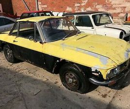 1970'S LANCIA FULVIA X 2 BARN FINDS WOULD MAKE A GREAT HISTORIC RALLY PROJECT