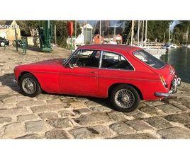 MG B GT 1970