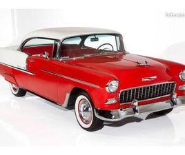 CHEVROLET BEL AIR 1955 - V8 350CI - BOITE AUTO