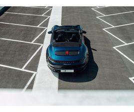 PORSCHE 911 992 CARRERA 4 CABRIOLET L SPORT CHRONO L SPORT UITLAAT L ADDAPTIEVE SPORTSTOEL