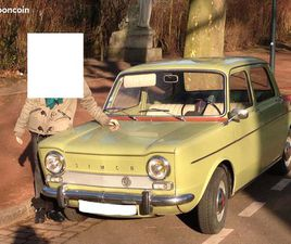 SIMCA 1000 GL 1964