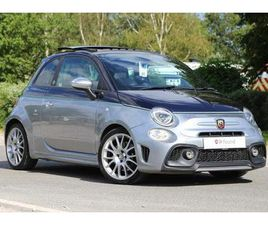 2018 ABARTH 695 1.4 TJET RIVALE (182PS) - £17,145