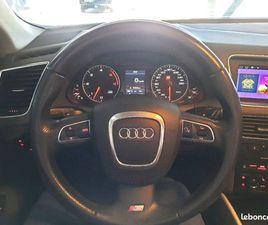 AUDI Q5 3.0 V6 AVUS