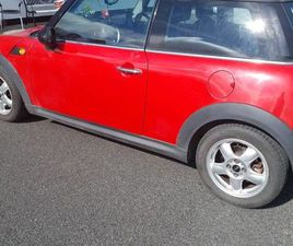 MINI ONE 07 FOR SALE IN DUBLIN FOR €2,450 ON DONEDEAL