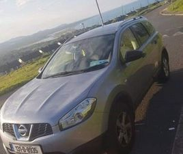 NISSAN QASHQAI +2 2013 7 SEATER WITH EX CAMERA FOR SALE IN WICKLOW FOR €8,150 ON DONEDEAL