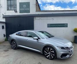 2018 VOLKSWAGEN ARTEON R LINE 2.0 TDI 150 BHP DSG FOR SALE IN DUBLIN FOR €32,950 ON DONEDE