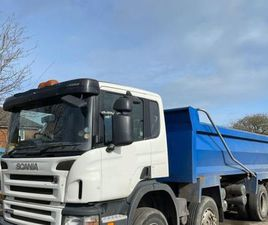 SCANIA P380 TIPPER FOR SALE IN ANTRIM FOR £1 ON DONEDEAL