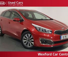 KIA CEED SPORTSWAGON 1.6 EX SAM 5D FOR SALE IN WEXFORD FOR €17,895 ON DONEDEAL