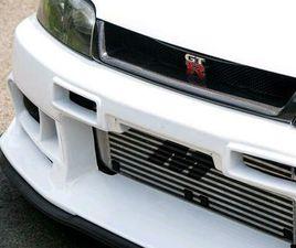 NISSAN SKYLINE R33 GTST GTR 537PS SINGLE TURBO 33