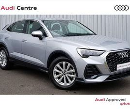 AUDI Q3 SPORTBACK 35TFSI 150HP SE 4DR FOR SALE IN DUBLIN FOR €44,950 ON DONEDEAL