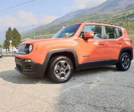 JEEP RENEGADE BUSINESS