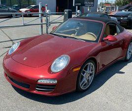 2009 PORSCHE 911 CARRERA 4S CONVERTIBLE 385HP,AWD,PDK,SPORTS CHRONO   CARS & TRUCKS   CITY
