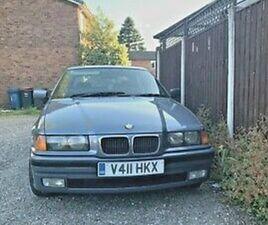 BMW 318TI COMPACT E36 1999