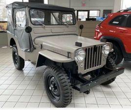 NEW PRICE! 1951 JEEP WILLYS | CLASSIC CARS | CITY OF TORONTO | KIJIJI