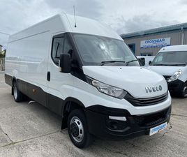 IVECO DAILY 50C180 BHP XLWB AUTOMATIC 3.0 5DR