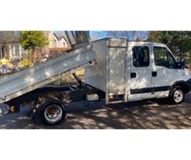 USED 2010 IVECO DAILY 50C15D 2.3 NOT SPECIFIED 92,654 MILES IN WHITE FOR SALE | CARSITE