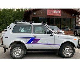 LADA NIVA 1.7 4×4 5 PUERTAS 4X4, SUV O PICKUP DE SEGUNDA MANO EN NAVARRA | AUTOCASION