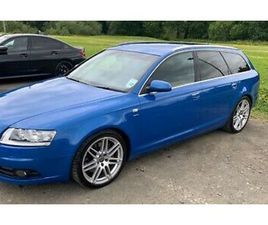 AUDI A6 AVANT LE MANS EDITION 3.0 TDI QUATTRO SELLING FOR SPARES OR REPAIRS