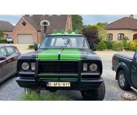 ② DODGE W200 BWJ 1976 5.2 V8 - DODGE