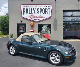 FOR SALE: 2000 BMW Z3 IN CANTON, OHIO