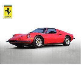 1974 FERRARI DINO 246 GT GTS