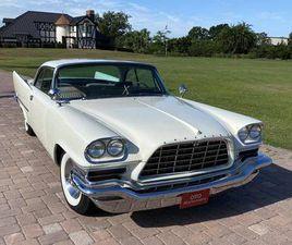 1958 CHRYSLER 300D 2 DOOR COUPE